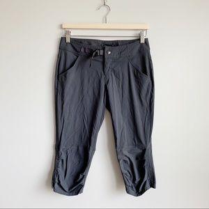 Prana Hiker Crop Pant Regular Small Pockets S 2